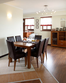 Dining room extension